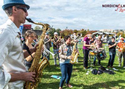 Nordicwalkin'Lyon - Dimanche 14 octobre 2018