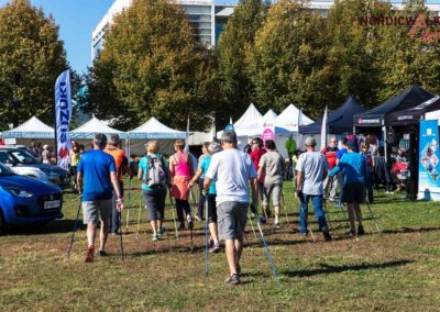 Nordicwalkin'Lyon - Samedi 13 octobre 2018