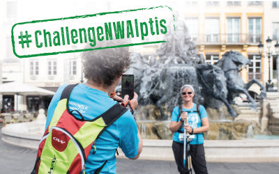 La 5ème édition de NordicWalkin'Lyon by Alptis comme si vous y étiez !